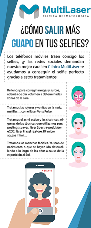 selfies infografia multilaser