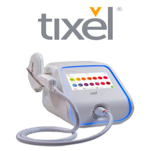 tixel tratamiento laser