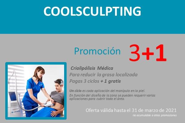 promoción coolsculpting