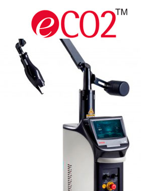 láser eCO2