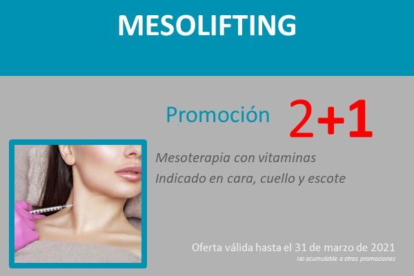promoción mesolifting