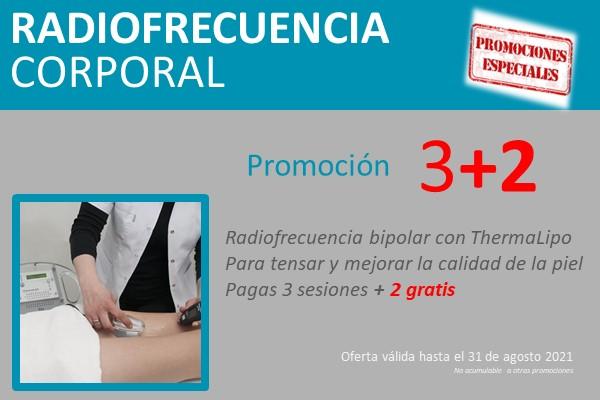 promo radiofrecuencia corporal